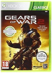 Gears Of War 2 Complete Collection Classics, XBOX 360