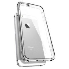 Spigen Ultra Hybrid Clear skirta iPhone SE/5/5S
