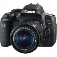Canon EOS 750D 18-55 III
