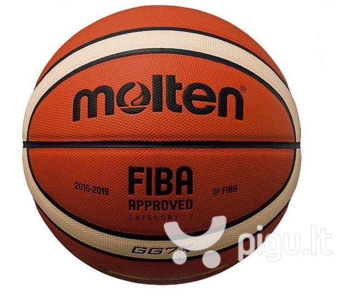 Krepšinio kamuolys Molten BGG