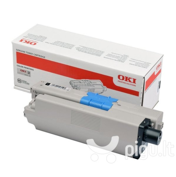 OKI - Toner do C332/MC363 BLACK 3K 46508712