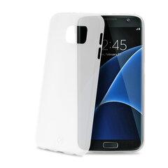 Apsauginis dėklas Celly Frost skirtas Samsung Galaxy S7 Edge, Juodas kaina ir informacija | Apsauginis dėklas Celly Frost skirtas Samsung Galaxy S7 Edge, Juodas | pigu.lt