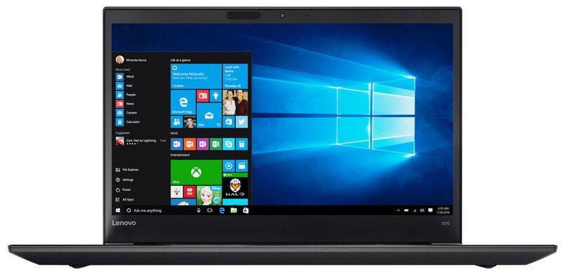 Lenovo ThinkPad T570 (20H9001DMH)