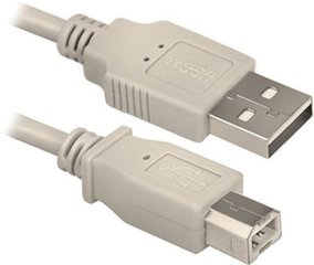 DEFENDER USB cable USB04-06 USB2.0 AM-BM 1.8m