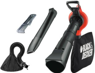 Lapų pūstuvas-siurblys Black&Decker GW3050