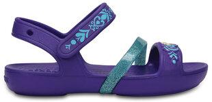 Basutės mergaitėms Crocs™ Lina Frozen Sandal