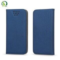 "GreenGo Universal 4.5-5.0"" LCD (69x141mm max) Smart Magnetic Fix Book Case with Slider Dark Blue kaina ir informacija   GreenGo Universal 4.5-5.0"" LCD (69x141mm max) Smart Magnetic Fix Book Case with Slider Dark Blue   pigu.lt"