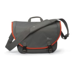 LowePro LP36656 Passport Messenger (37.5x15x27cm) Universal DSLR / GoPro Camera Shoulder Bag Grey