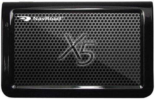 NavRoad X5 Navigator + EU žemėlapis + micro SD 8GB