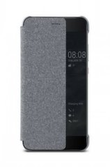 51991877 Huawei Vicky View Cover Huawei P10+ (Grey)