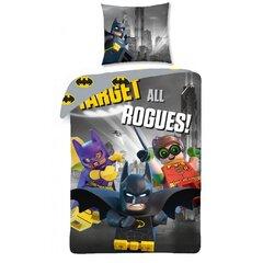 Patalynės komplektas Lego Batman, 2 dalių