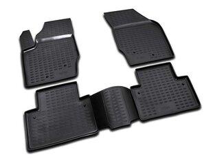 Guminiai kilimėliai 3D VOLVO XC90 2002-2015