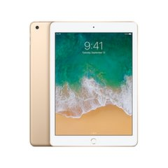 "Apple iPad 9.7"" WiFi (128GB), Auksinė, MPGW2HC/A"