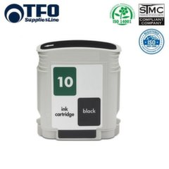 TFO HP 10 C4844AE Black XL INK Cartridge 69ml for Business InkJet 1000 2200 etc HQ Premium Analog