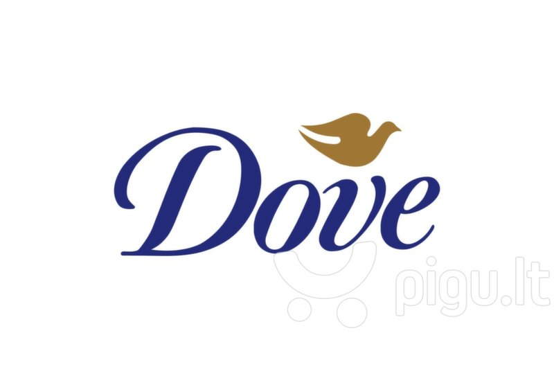 Dušo želė Dove Original Caring Bath 700 ml kaina