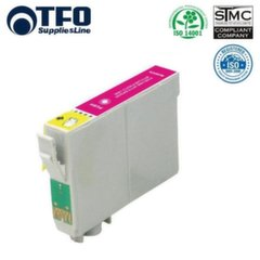 TFO Epson T1293 Magenta INK Cartridge 15ml (C13T12934010) B42WD SX230 WF-3010DW HQ Premium Analog