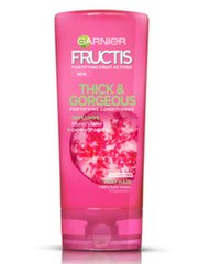 Balzamas ploniems plaukams Garniers Fructis Thick & Gorgeous 200 ml