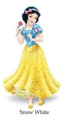 Disney vaikiškas sienų lipdukas Snieguolė