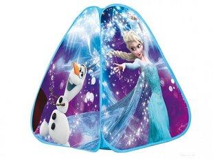 Детская палатка с огнями (Frozen )