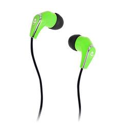 Įstatomos ausinės Idance SLAM 35, žalios