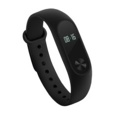 Xiaomi Mi Band 2 HR, Juoda