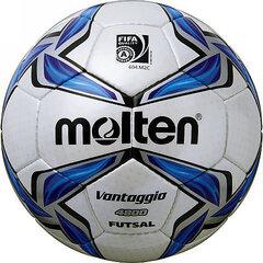Futbolo kamuolys Molten Futsal F9V4800 kaina ir informacija | Futbolo kamuoliai | pigu.lt