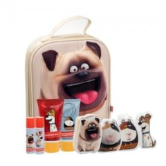 Rinkinys vaikams Universal The Secret Life Of Pets Toiletries Bag