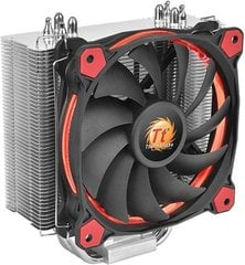 Thermaltake Riing Silent 12, 120mm, Red (CL-P022-AL12RE-A)