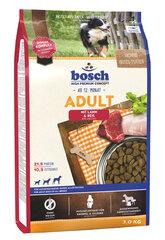 Bosch Adult Lamb & Rice (High Premium) 3kg kaina ir informacija | Sausas maistas šunims | pigu.lt
