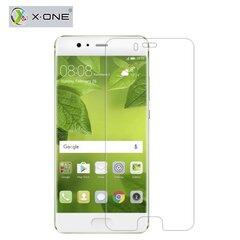 Grūdinto stiklo ekrano apsaugaX-One Pro 9H, skirta Huawei P10 telefonui, skaidri
