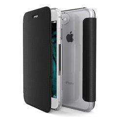 Apple iPhone 7 book case by Xdoria Black