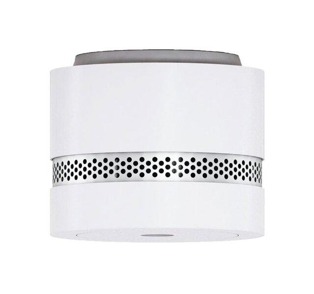 Mini dūmų detektorius Sentek SK-20-01, Su integruota 10 metų baterija