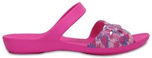 Basutės moterims Crocs™ Kelli Graphic Sandal