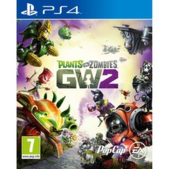 Plants vs Zombies Garden Warfare 2, PS4