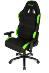 AKRACING Gaming Chair, Juoda/Žalia