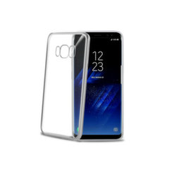 Samsung Galaxy S8 cover LASER by Celly Silver