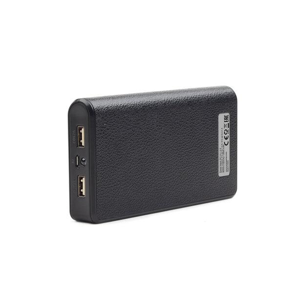 Power bank USB GEMBIRD 8400MAH/EG-PB08-01 kaina