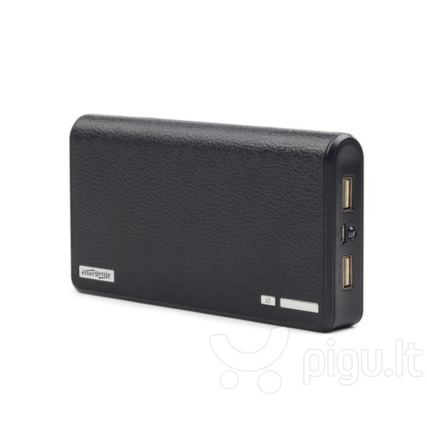 Power bank USB GEMBIRD 8400MAH/EG-PB08-01