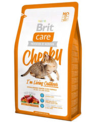 Brit Care Cat Cheeky I'm Living Outdoor, 7 kg