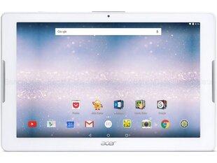 "Acer Iconia One 10 B3-A32 10.1"", 4GB, Balta"