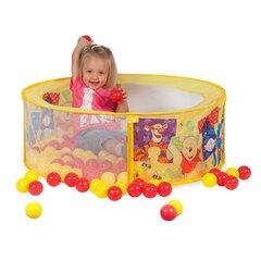 Vaikiška baseinas John su kamuoliukais Pop up Disney Winnie The Pooh, 72036 kaina ir informacija | Vandens, smėlio ir paplūdimio žaislai | pigu.lt
