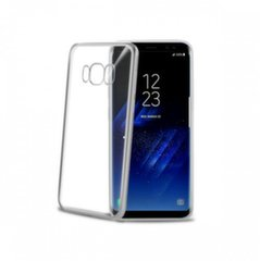 Samsung Galaxy S8+ cover LASER by Celly Silver