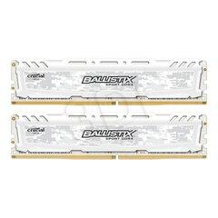 Ballistix Sport LT DDR4, 2x8GB, 2666MHz, CL16 (BLS2C8G4D26BFSBK)