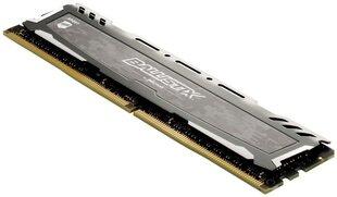 Ballistix Sport LT DDR4, 8GB, 2666MHz, CL16 (BLS8G4D26BFSBK)