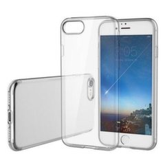 Mocco Ultra Back Case 0.3 mm Silicone Case for Apple iPhone 7 Transparent kaina ir informacija | Telefono dėklai | pigu.lt