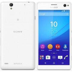 Prekė su pažeista pakuote. Sony Xperia C4 E5353 Dual SIM, Balta