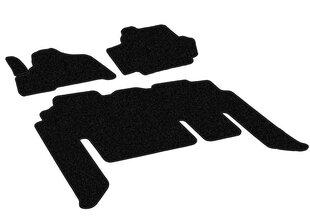 Kilimėliai ARS PEUGEOT EXPERT 2007-> (5V., I ir II eilė) /MAX4 Standartinė danga kaina ir informacija | Modeliniai tekstiliniai kilimėliai | pigu.lt