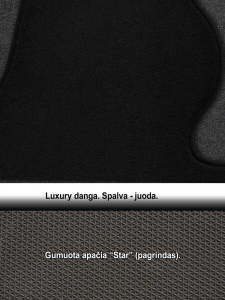 Kilimėliai ARS VOLVO 460 (440) 1987-1997 /14 Luxury