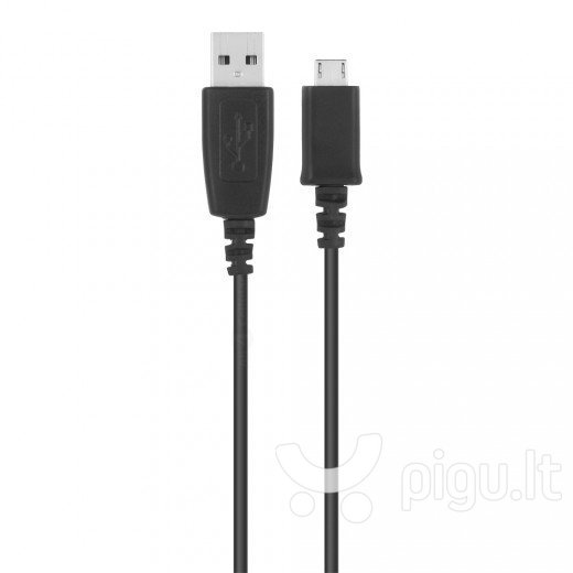 Samsung ECB-DU28BEUniversal Micro USB Data and Charging Cable 1m Black (OEM) kaina