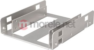 "Lian Li 2.5"" HDD / SSD Mounting Kit, Silver (HD-321A)"